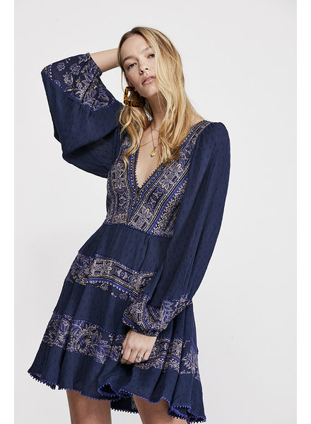 Free People FP My Love Mini Dress