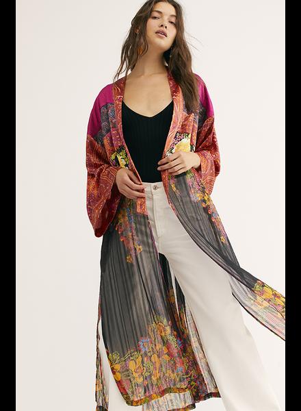 Free People FP Young Love Kimono