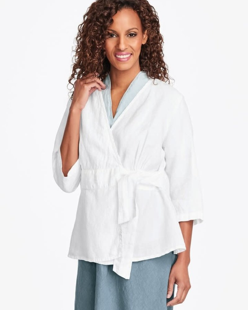 Flax Flax Secure Blouse