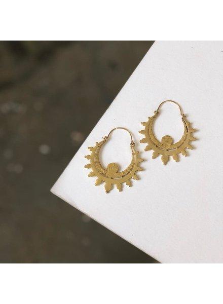 Boho Gal Jewelry BohoGal Pina Earrings