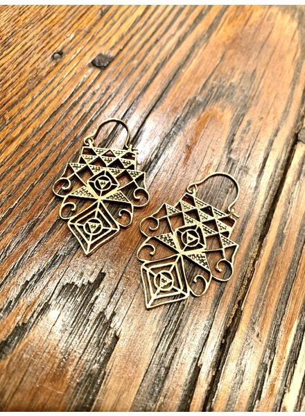 Boho Gal Jewelry BohoGal Triana Earrings