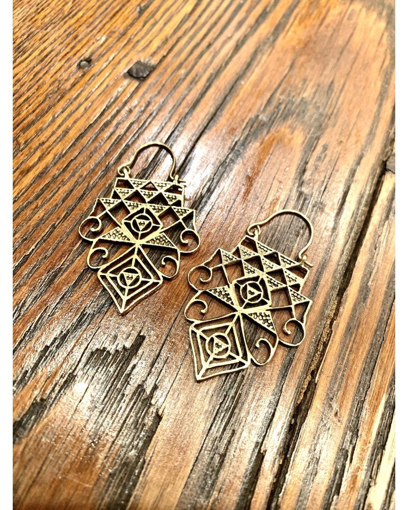 Boho Gal Jewelry BohoGal Triana Earrings