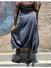 Just Jill JustJ Tea Length Crocus Skirt