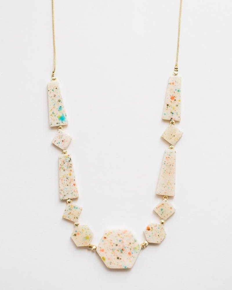Mata Traders Mata Traders Have Your Cake Necklace