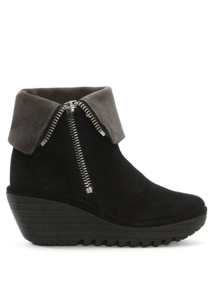 Fly London FLY YEX Zip Up Bootie