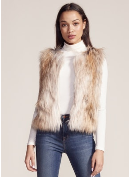 BB Dakota/Jack BBD Bedrock City Fur Vest