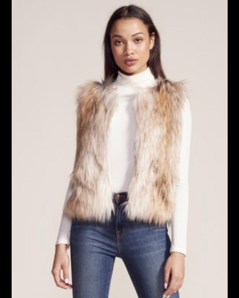 BB Dakota/Jack BBD Bedrock City Fur Vest