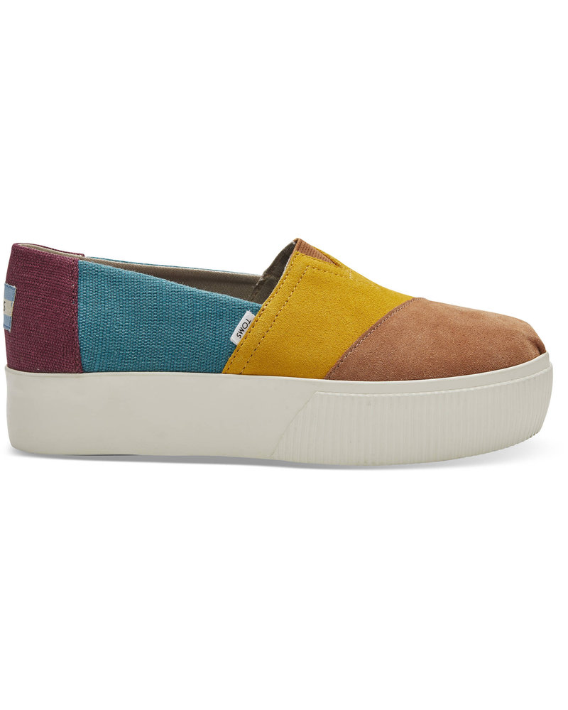TOMS TOMS Alpargata Boardwalk Slip On