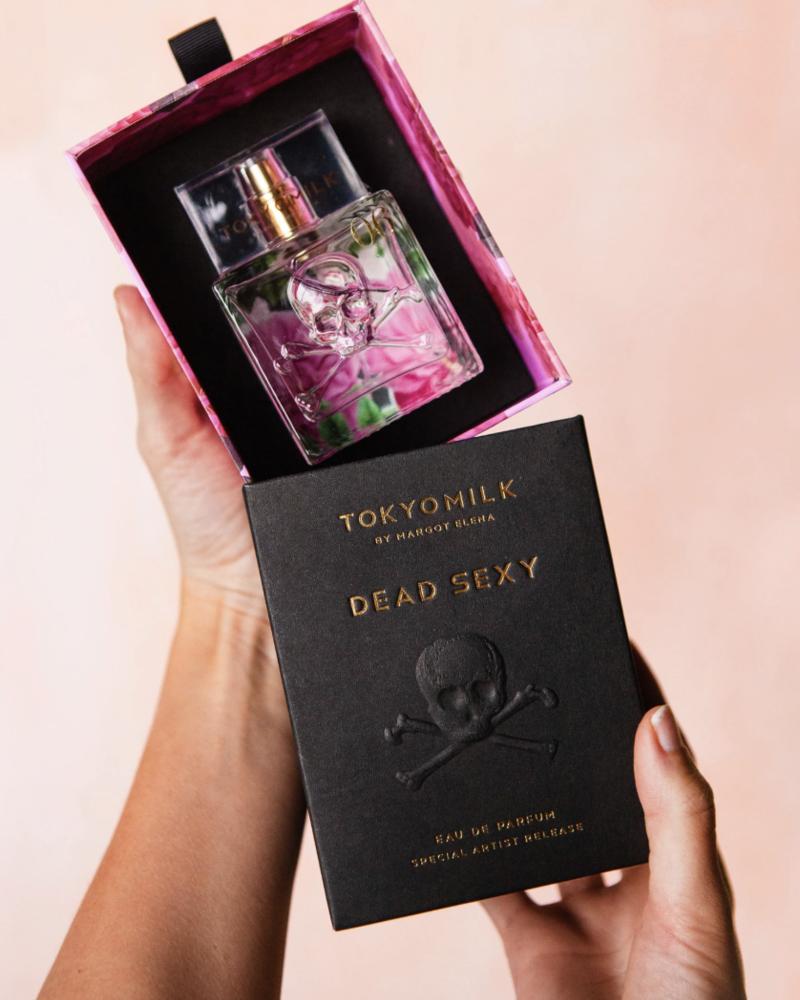 Tokyo Milk TKM Dead Sexy Boxed 3.4oz Parfum