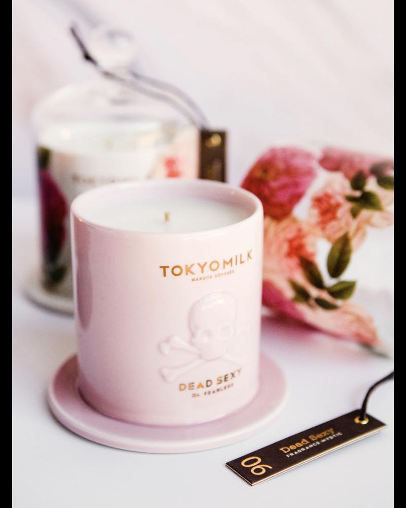 Tokyo Milk TKM Dead Sexy Cloche Candle