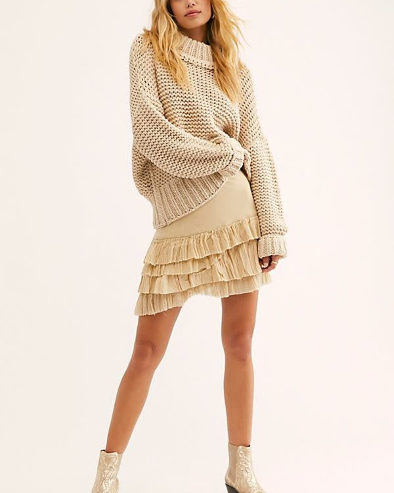 Free People FP My Only Sunshine Sweater
