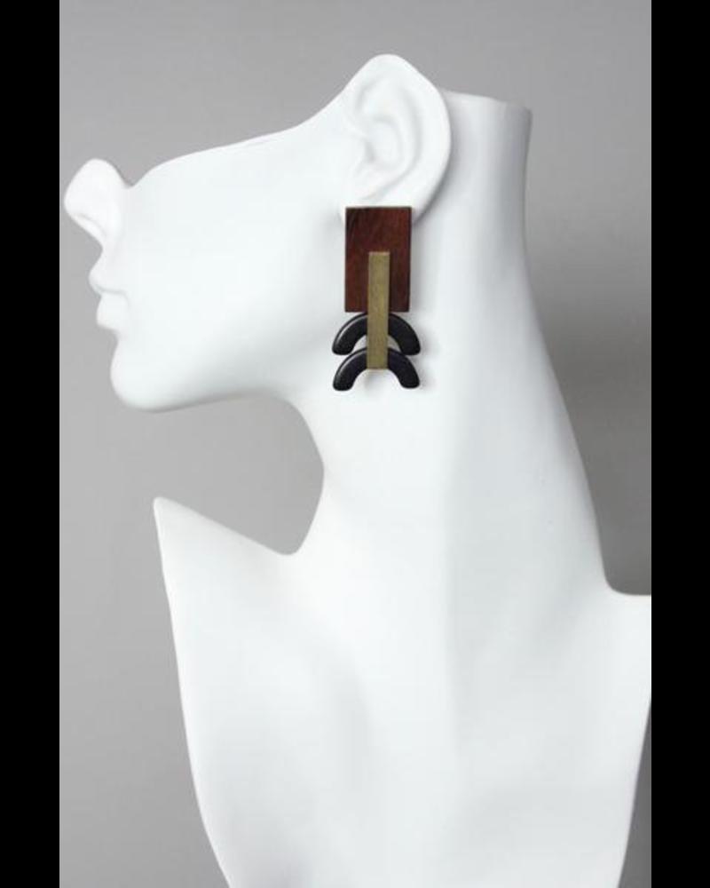 David Aubrey DavidA Xina Earrings