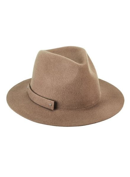 San Diego Hat Co SDH Packable Felt Fedora Hat