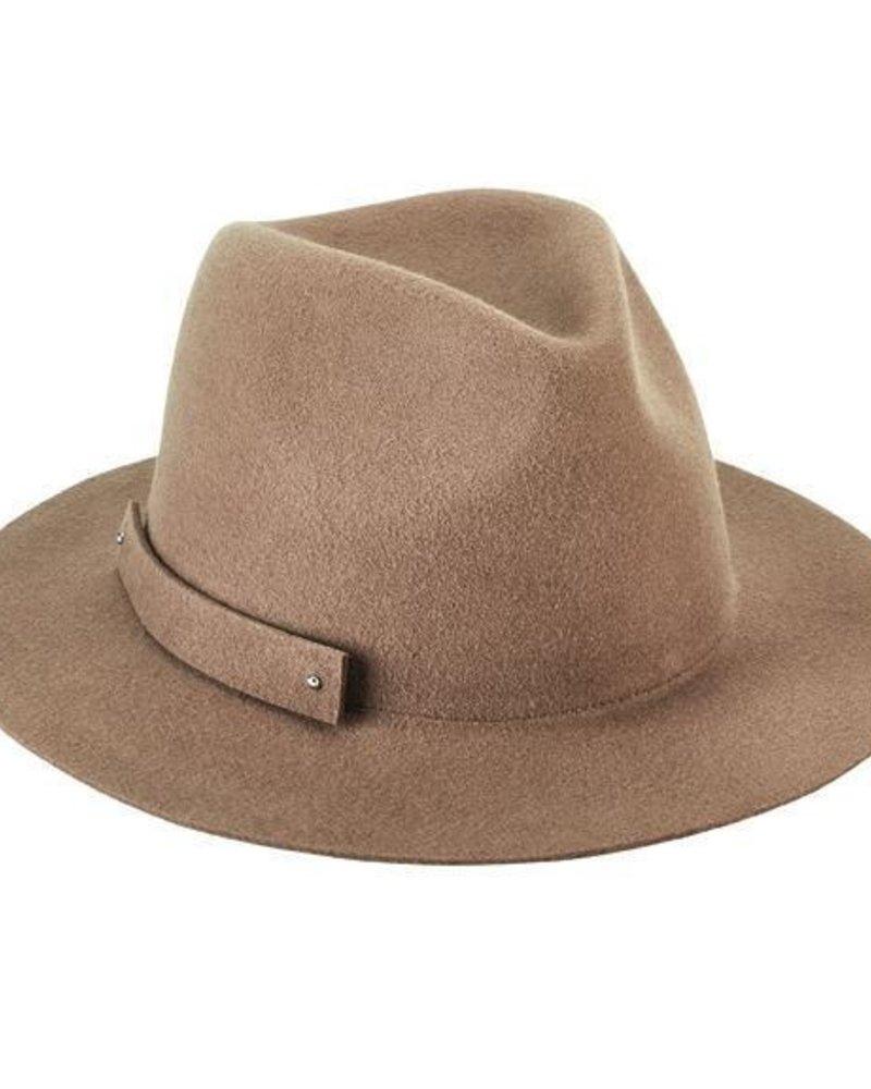 San Diego Hat Co SDH Packable Felt Fedora Hat
