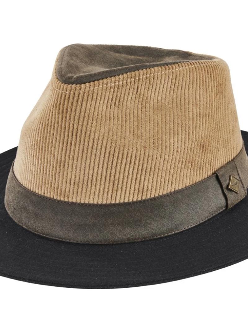 San Diego Hat Co SDH Cut & Sew Fedora Mens Hat