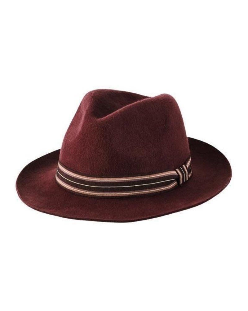 San Diego Hat Co SDH Grosgrain Fedora