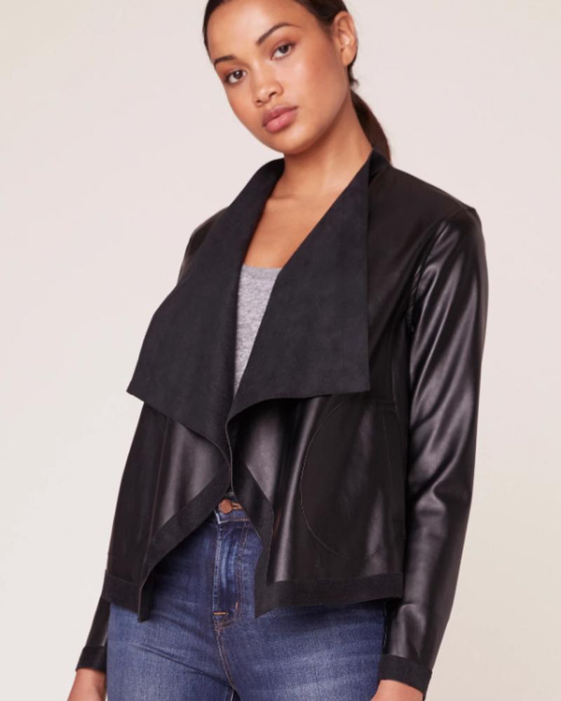 BB Dakota/Jack BBD Teagan Faux Leather Jacket
