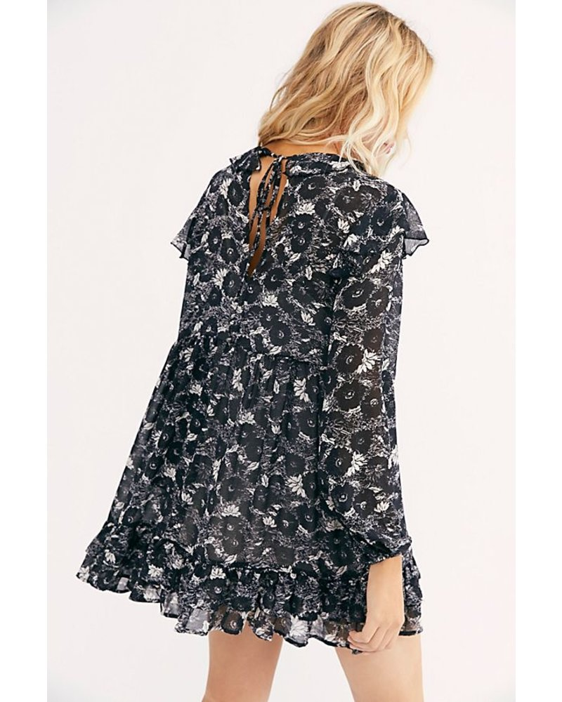 Free People FP These Dreams Mini Dress
