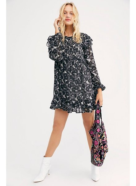 Free People FP These Dreams Mini Dress
