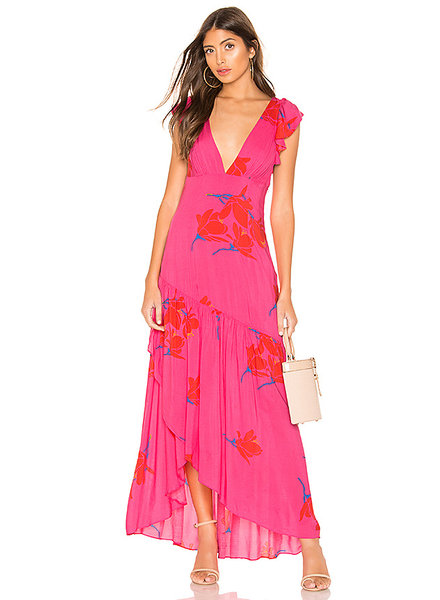 Free People FP She's A Waterfall Maxi