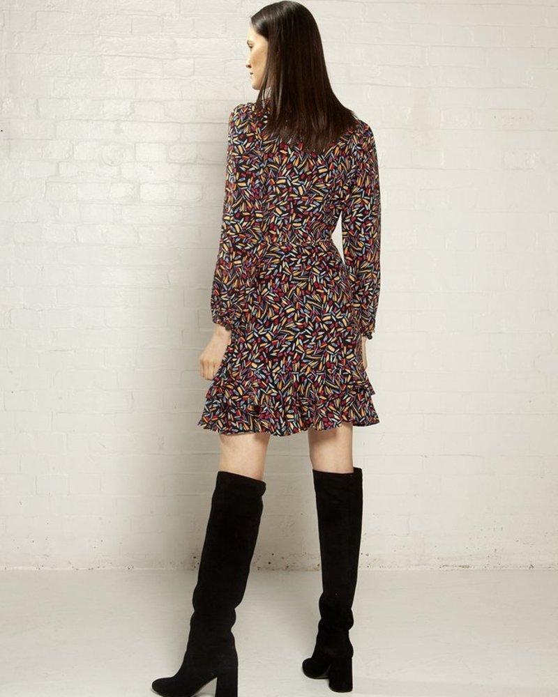 Fresha Fresha Wrap Dress Mini