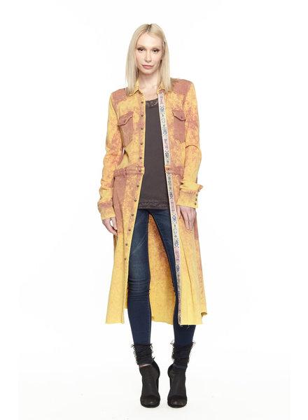 Aratta Aratta Harmony Trench Coat
