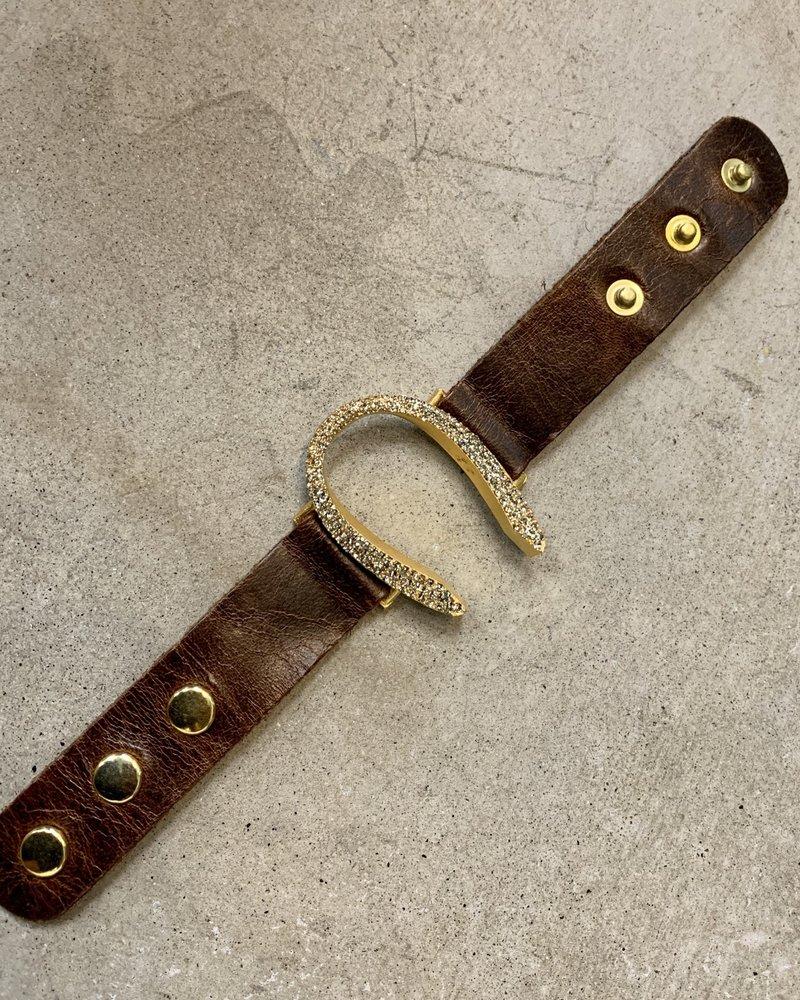 Rebel Designs RebelD 5095 Horseshoe Bracelet