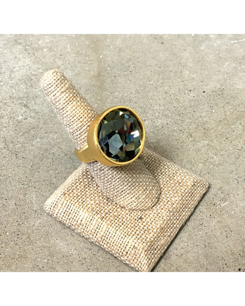 Rebel Designs RebelD Single Crystal Ring