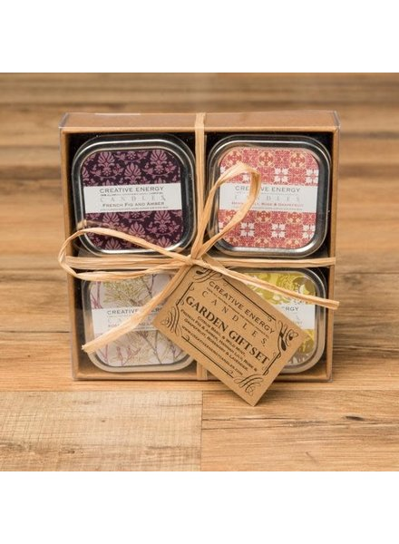 Creative Energy Garden Gift Set