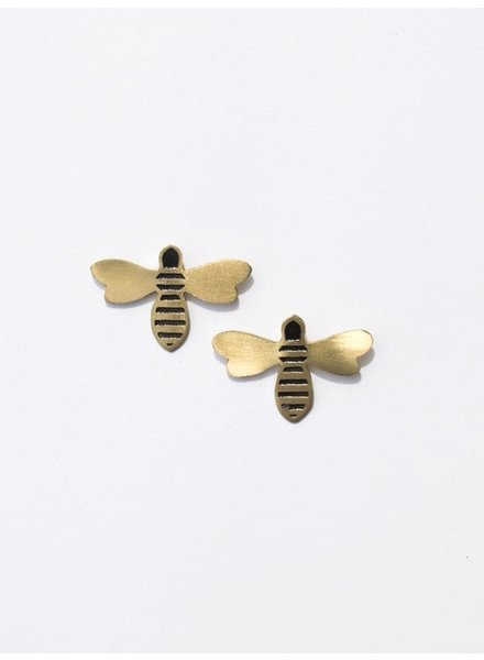 Mata Traders Honey Bee Studs