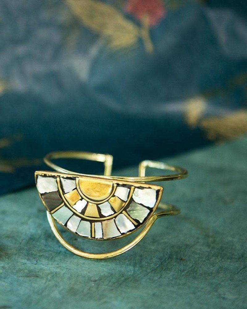 Mata Traders MataT Mosaic Rays Bracelet