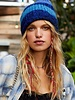 Free People Free People Cozy In Stripes Beanie