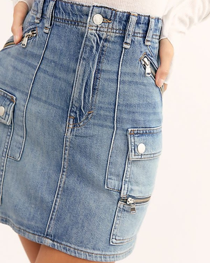Free People Free People Avenue Skirt