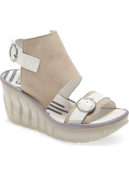 Fly London Jeno Wedge Sandal