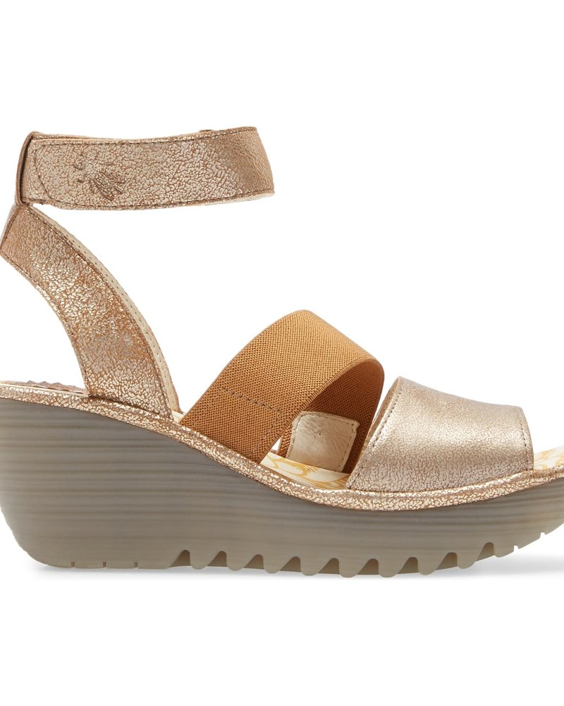 Fly London Fly Yode Wedge Sandal