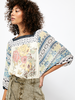 Free People Free People Blue Nile Top