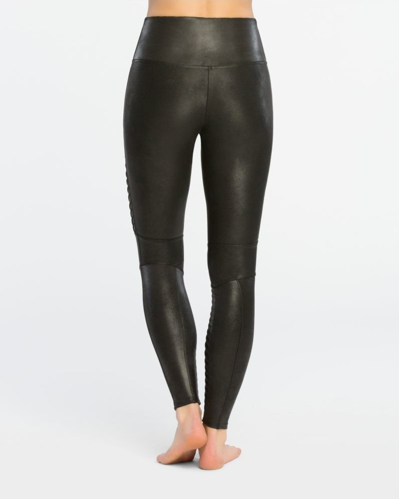Spanx Spanx Faux Leather Moto Legging