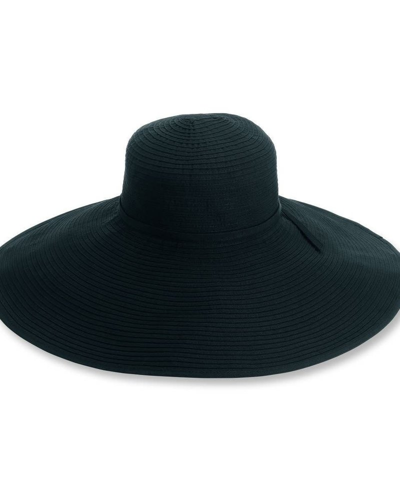 San Diego Hat Co San Diego Hat Co Oversized Ribbon Floppy Hat