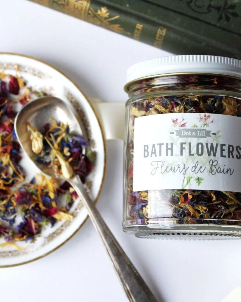 Dot & Lil Dot & Lil Bath Flowers