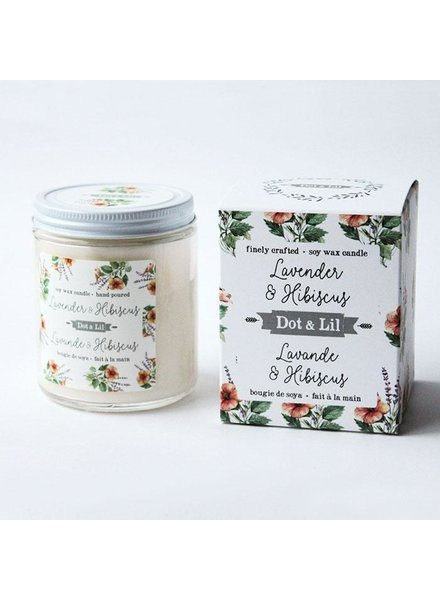 Dot & Lil Mini Candle