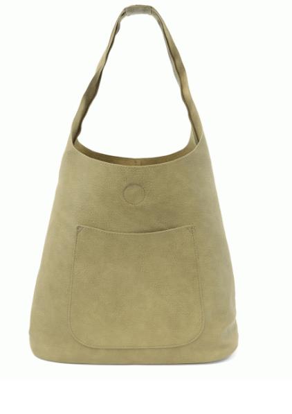 Joy Susan Molly Vegan Slouchy Bag Squash Blossom Boutique