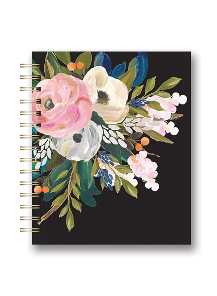 Studio Oh! Tabbed Spiral Notebook