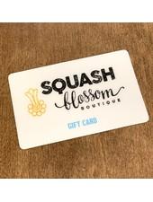 Squash Blossom Gift Card