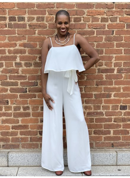 KLD KLD Wide Leg  Jumpsuit