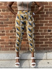 Maelu Designs Maelu Block Printed Lounge Pant