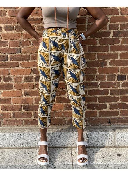 Maelu Designs Block Printed Lounge Pant