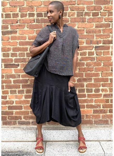 Just Jill Scarlet Skirt