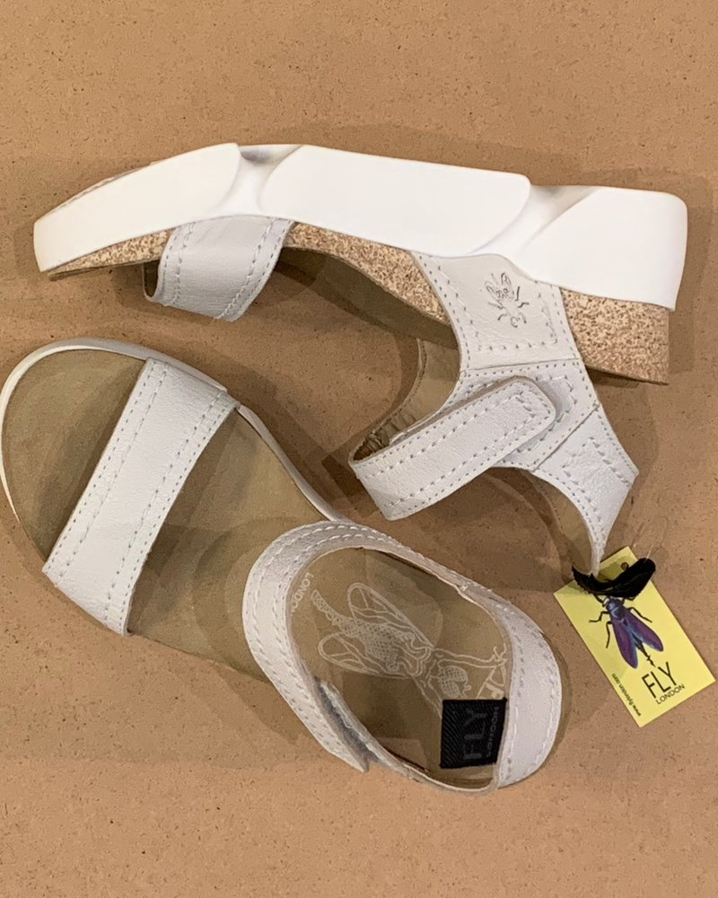 Fly London Fly Sena Platform Wedge Sandal