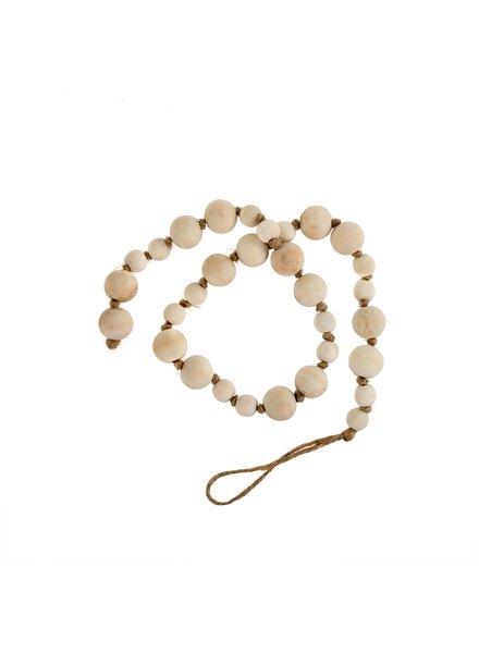 Indaba Indaba Wooden Prayer Beads