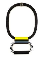 Christina Brampti Ripcord Necklace